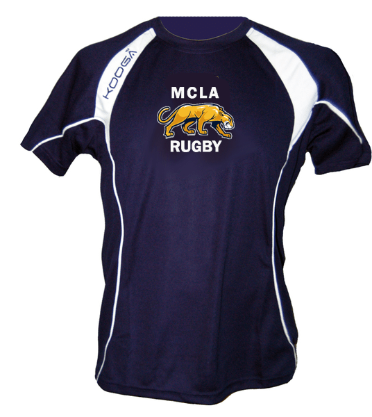 MCLA Kooga Training Tee - Ruggers Rugby Supply