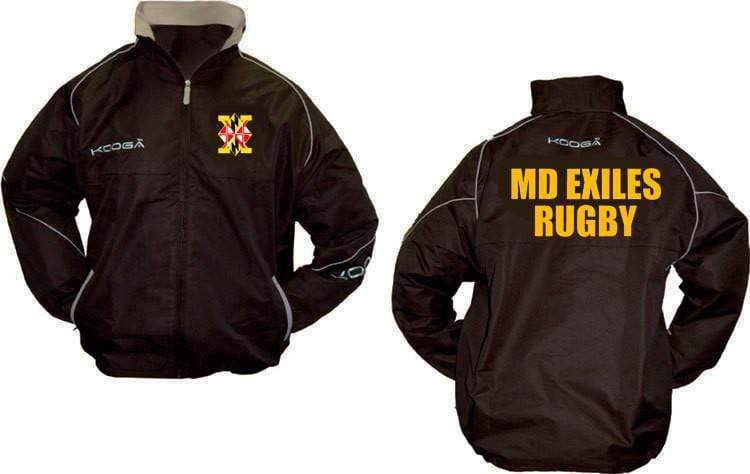 MD Exiles Kooga Tracksuit Jacket - Ruggers Rugby Supply