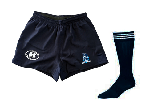 Narberth RFC Short/ Sock Combo - Ruggers Rugby Supply