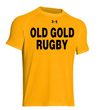 Old Gold Under Armour Training Tee