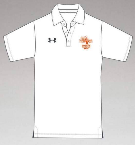 PAC UA Team Polo - Ruggers Rugby Supply