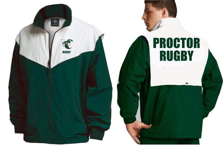 Proctor Rugby Jacket - Ruggers Rugby Supply