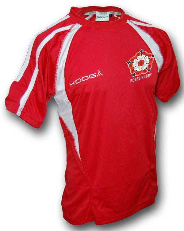 Roses Training Tees - Ruggers Rugby Supply