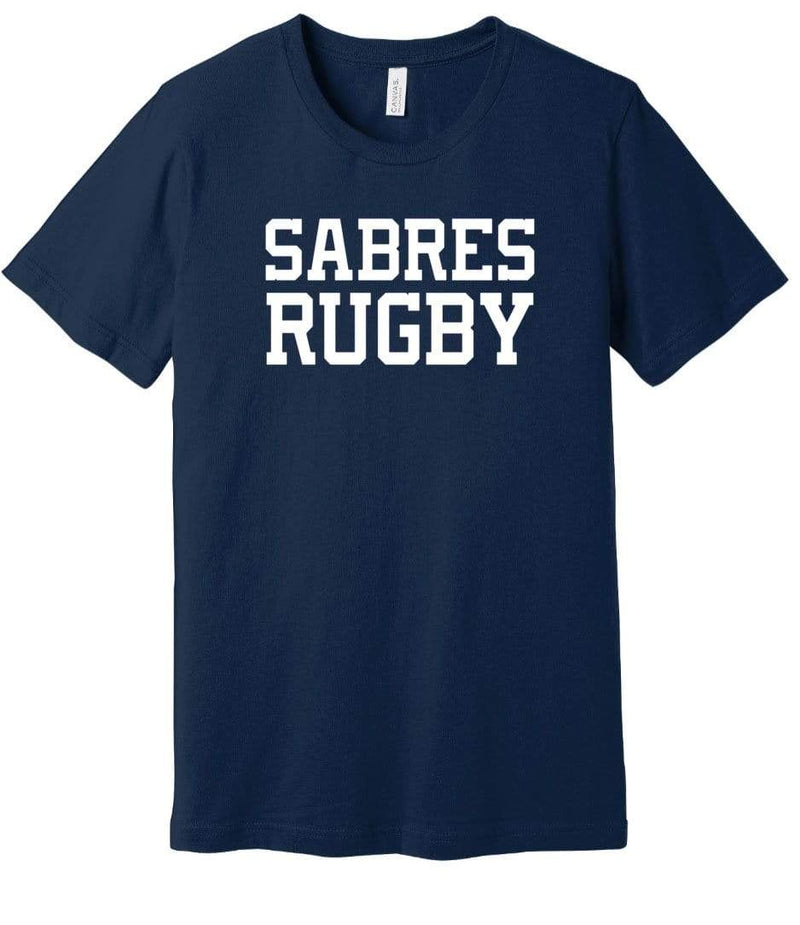 Sabres Rugby Casual Tee