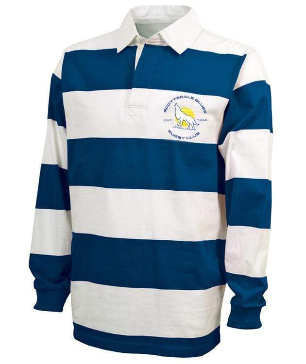 Scottsdale Social Rugby Jersey - Ruggers Rugby Supply