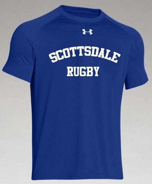 Scottsdale Under Armour Locker Tee - Ruggers Rugby Supply