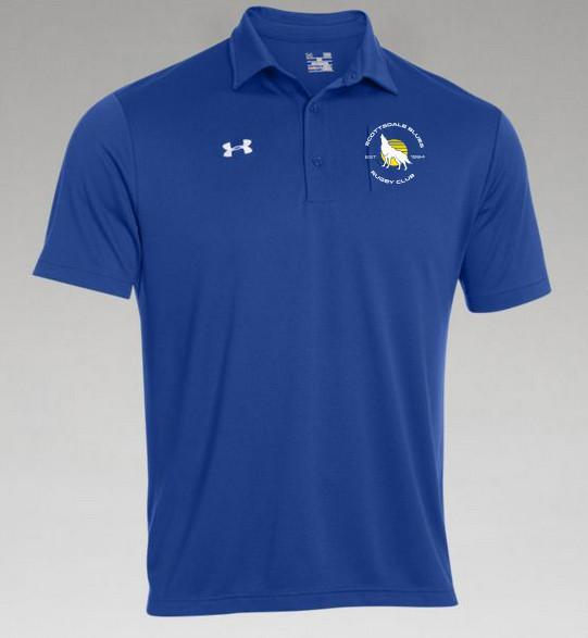 Scottsdale Under Armour Polo Shirt - Ruggers Rugby Supply