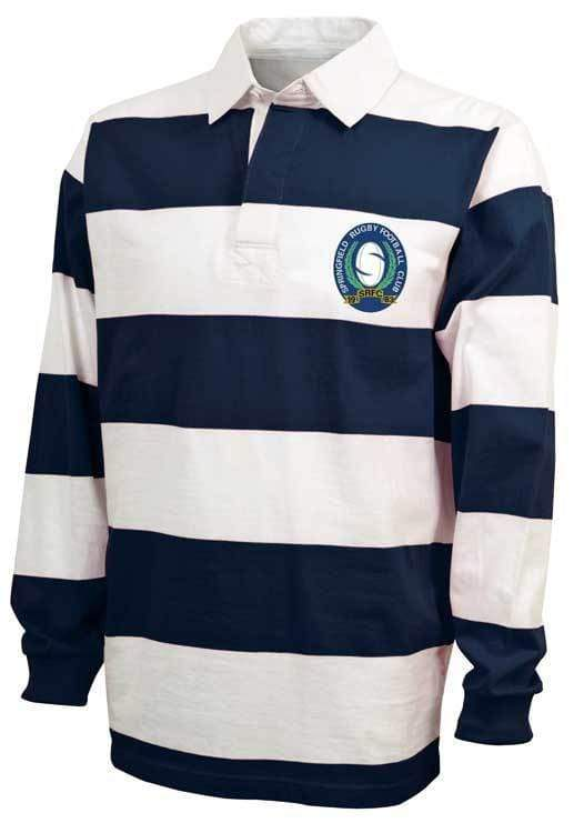 Springfield Social Jersey - Ruggers Rugby Supply