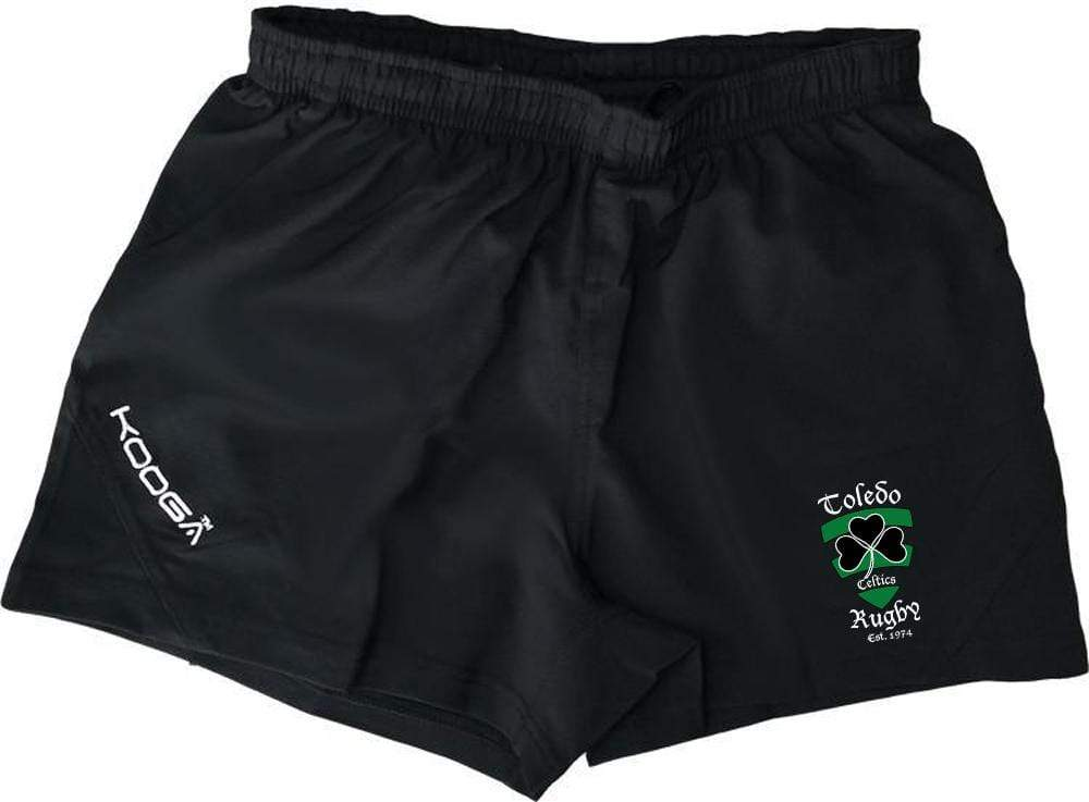 Toledo Celtics Kooga Fiji Shorts - Ruggers Rugby Supply