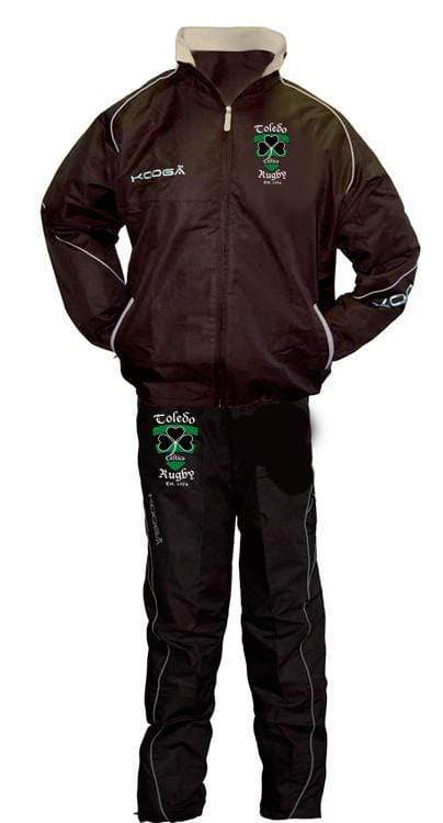 Toledo Celtics Kooga Tracksuit - Ruggers Rugby Supply