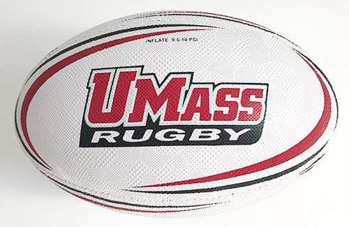 U Mass Rugby Ball - Ruggers Rugby Supply