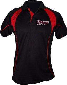 UMass Polo Shirt - Ruggers Rugby Supply
