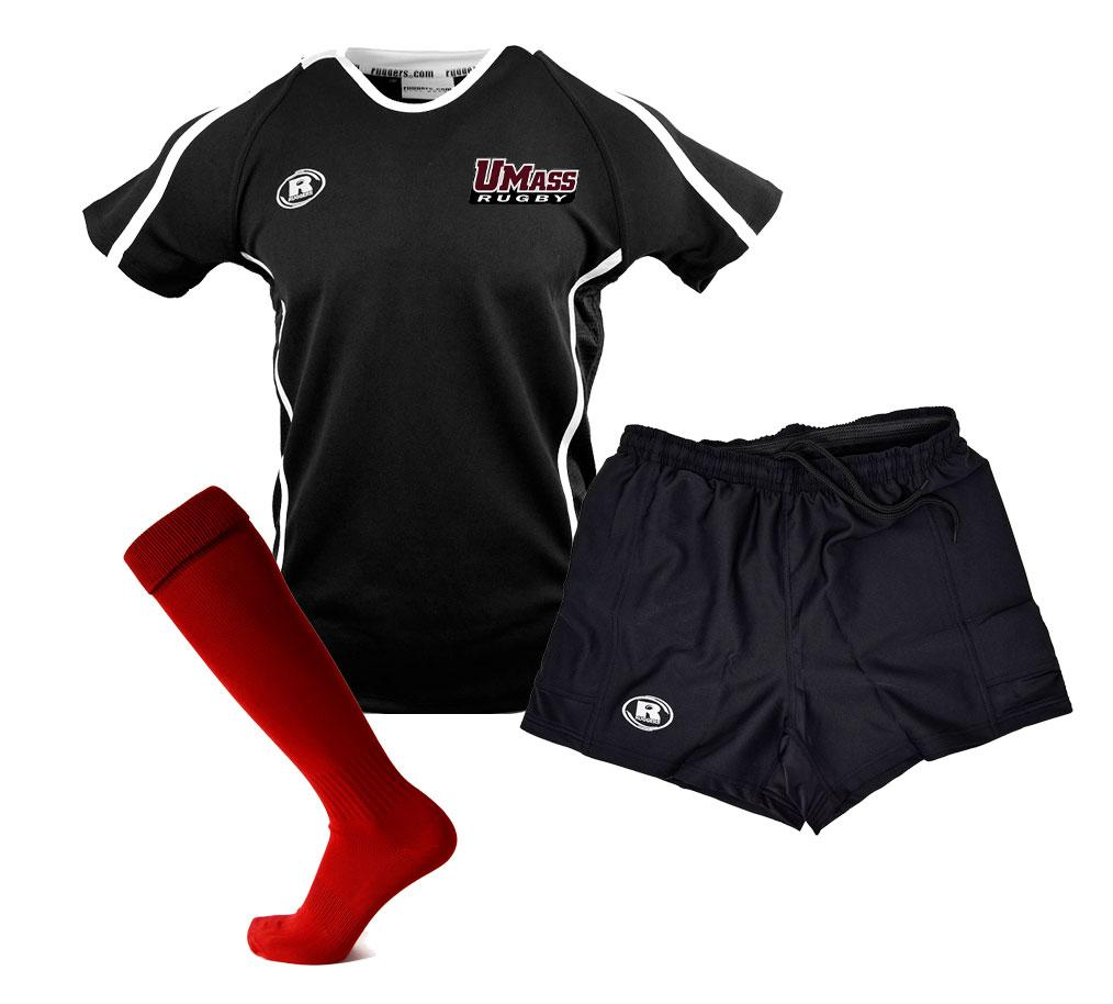 UMass Training Kit - Ruggers Rugby Supply