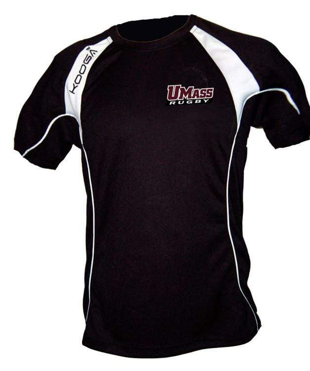 UMass Training Tee - Ruggers Rugby Supply