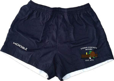 Union Rugby KooGa ProK Shorts - Ruggers Rugby Supply