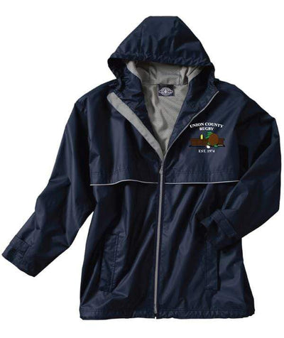 Union Rugby New Englander Rain Jacket - Ruggers Rugby Supply