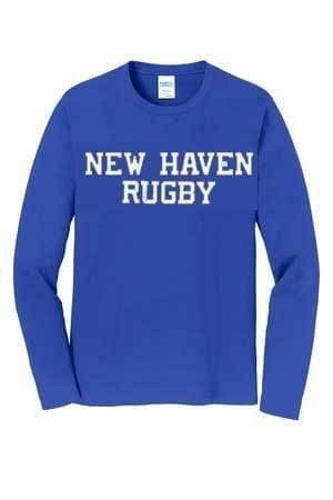 University of New Haven Long Sleeve - Ruggers Rugby Supply