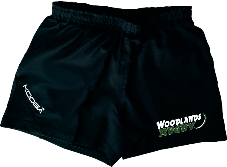 Woodlands Rugby Kooga Fiji Shorts - Ruggers Rugby Supply