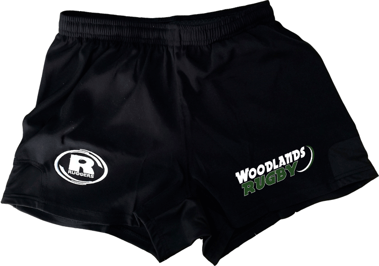 Woodlands Ruggers Auckland Shorts - Ruggers Rugby Supply