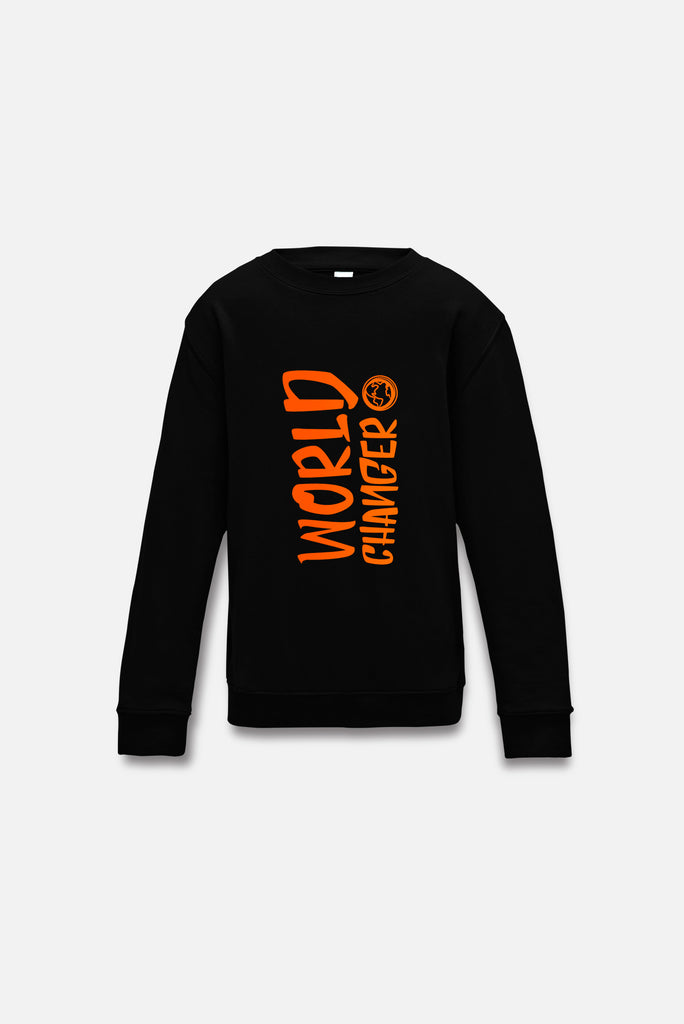 World Changer Black Sweatshirt