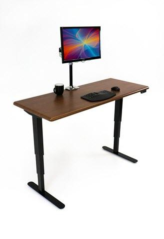 Energize Compact Electric Adjustable Standing Desk ...