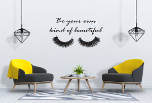 Makeup Artist Wall Decal