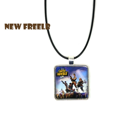 Fortnite Necklaces (Rounded Edges)