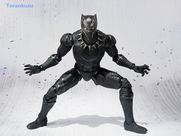 Black Panther Action Figure (Civil War)