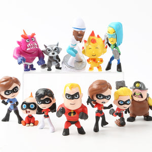 Incredibles 2 Characters