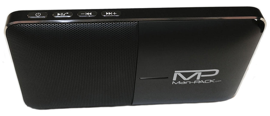 Bluetooth Portable Speaker and Charging Bank