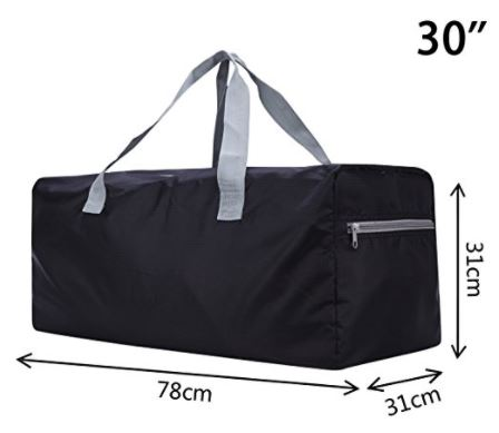 30 Quot Collapsible Duffel Travel Bag Man Pack 174