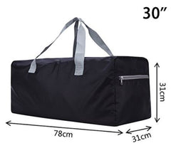 "30"" Collapsible Duffel Travel Bag"