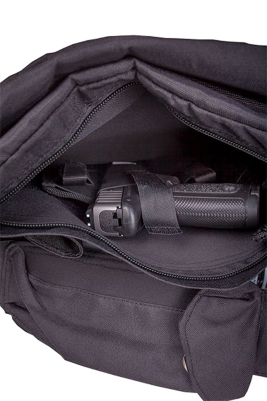 Universal Fit-All Pull-Thru Concealed Carry Holster