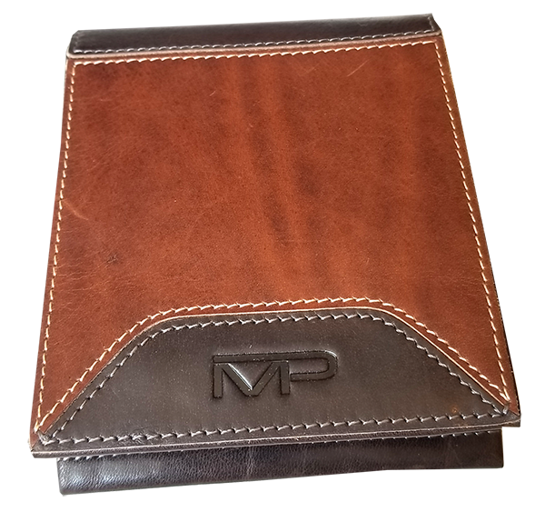 'Traveler' Premium Leather Wallet
