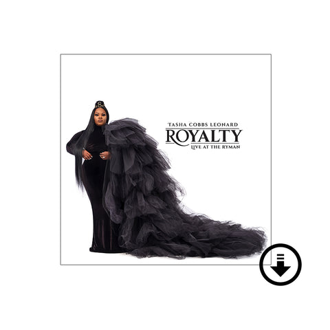Royalty: Live At The Ryman Digital Album