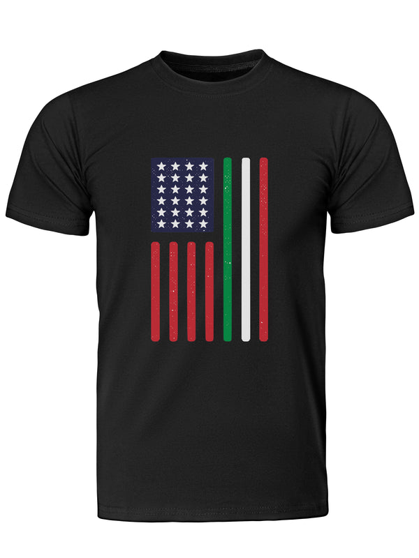 Two Flags T-Shirt