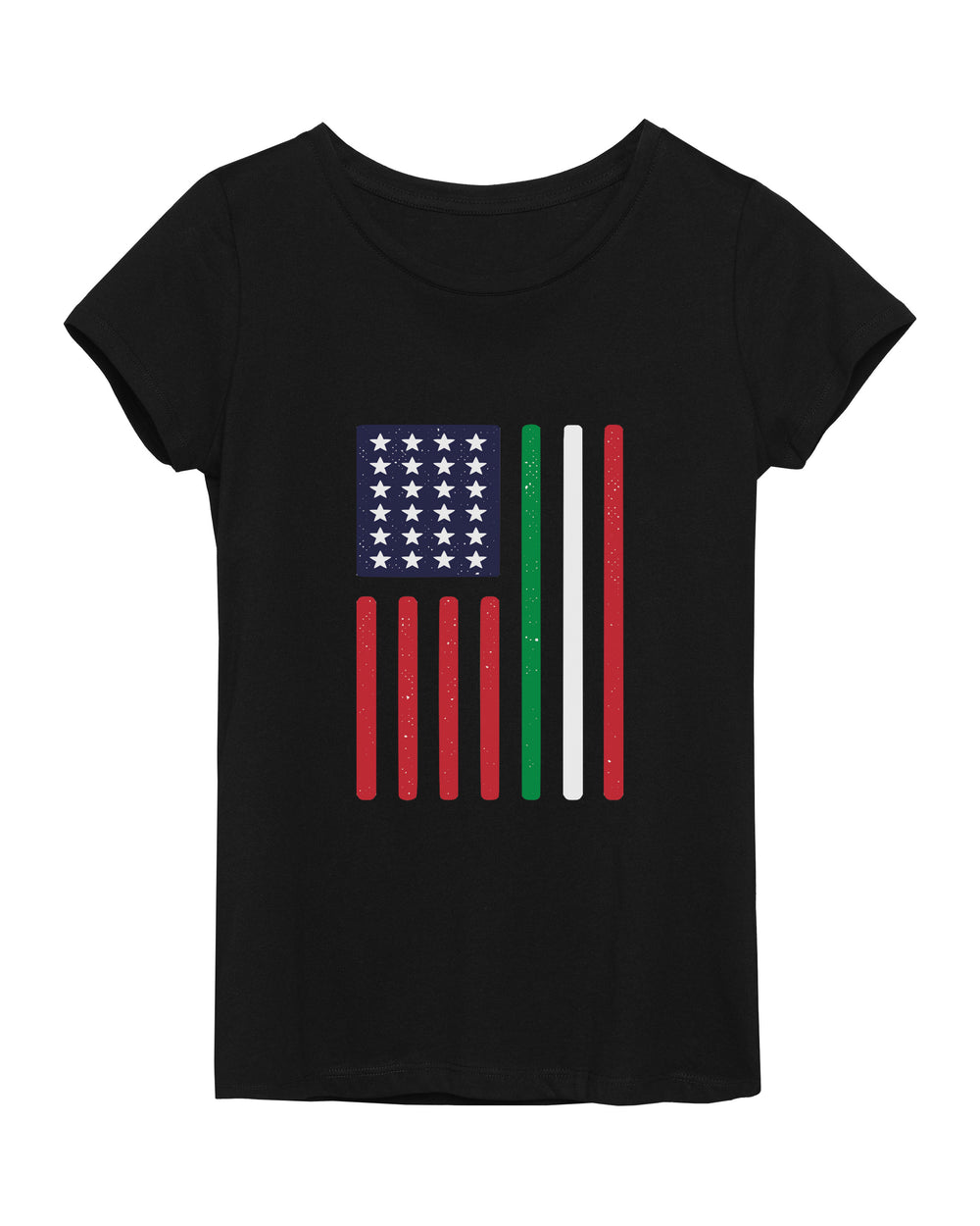 """Two Flags"" T- Shirt"