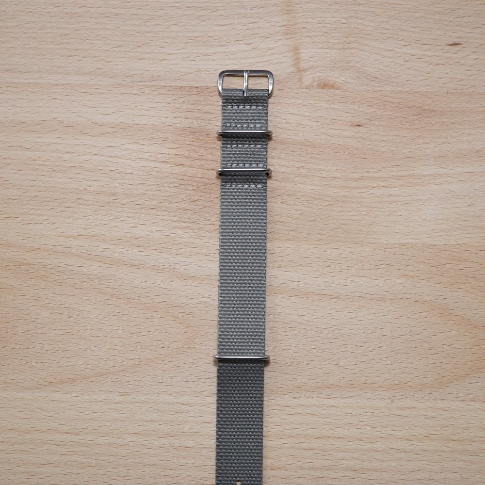 Grey N.A.T.O Watch Strap