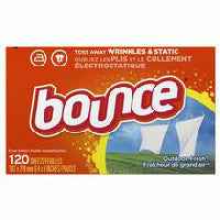 Bounce Fabric Sheets