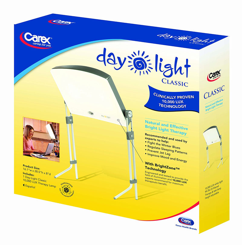 Carex Day-Light Classic SAD Lamp