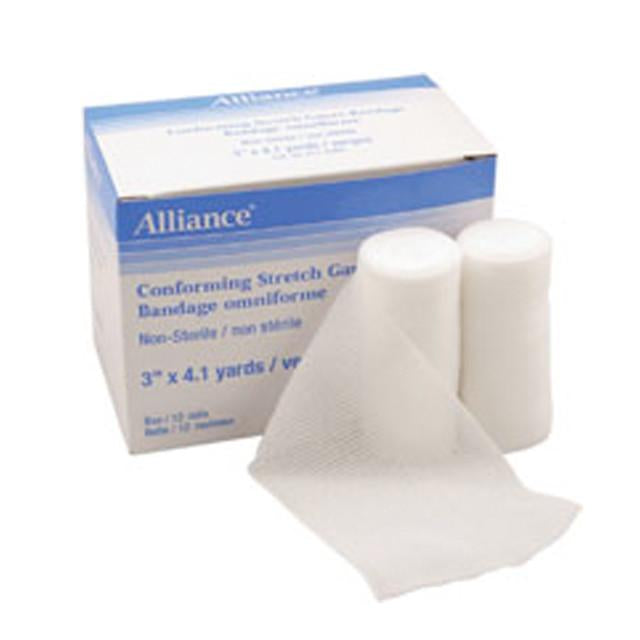 Comforming Stretch Gauze Bandage (Non-Sterile)