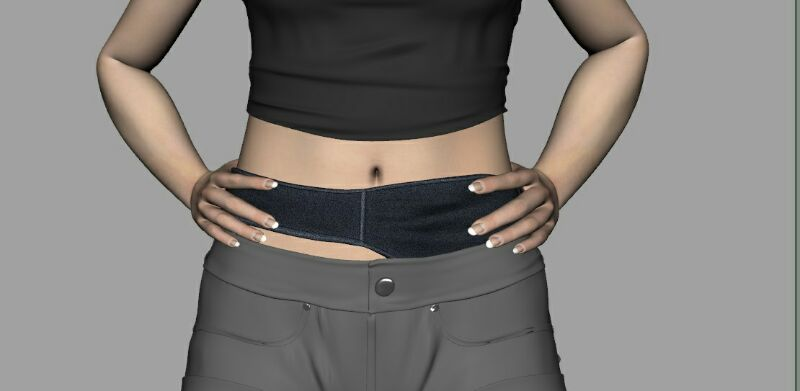 Ostomy Belt by Ostabelt