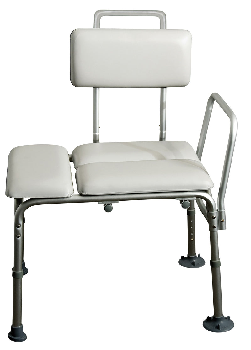 Padded Bath Transfer Bench