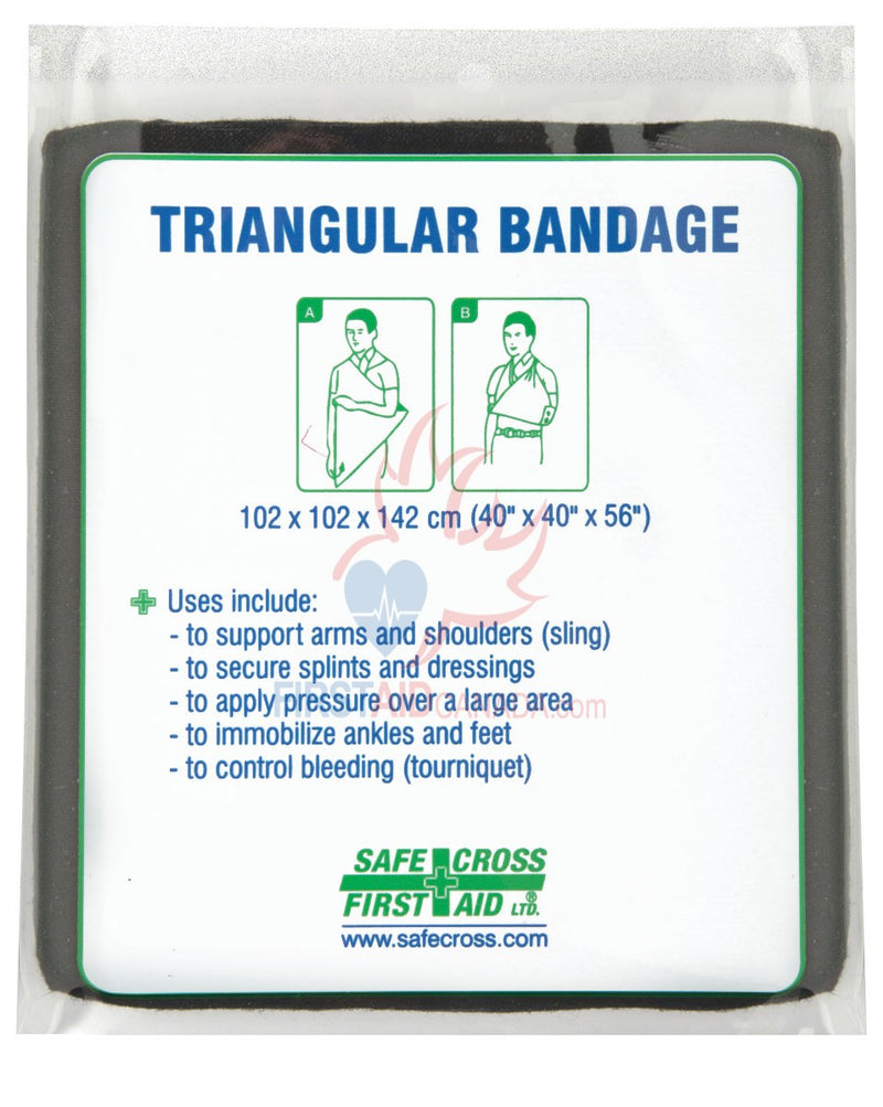 Triangular Bandage Non-Compressed