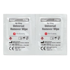 Hollister Adapt Universal Remover Wipes