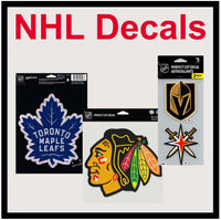 Decals/Stickers-Hockey