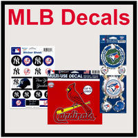 Decals/Stickers-Baseball