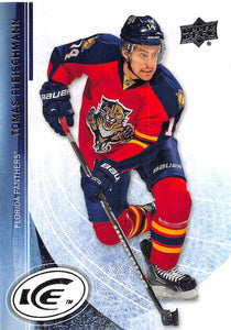 2013-14 Upper Deck Ice #35 Tomas Fleischmann MINT