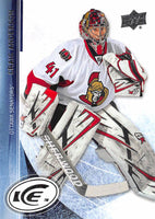 2013-14 Upper Deck Ice #42 Craig Anderson  Senators