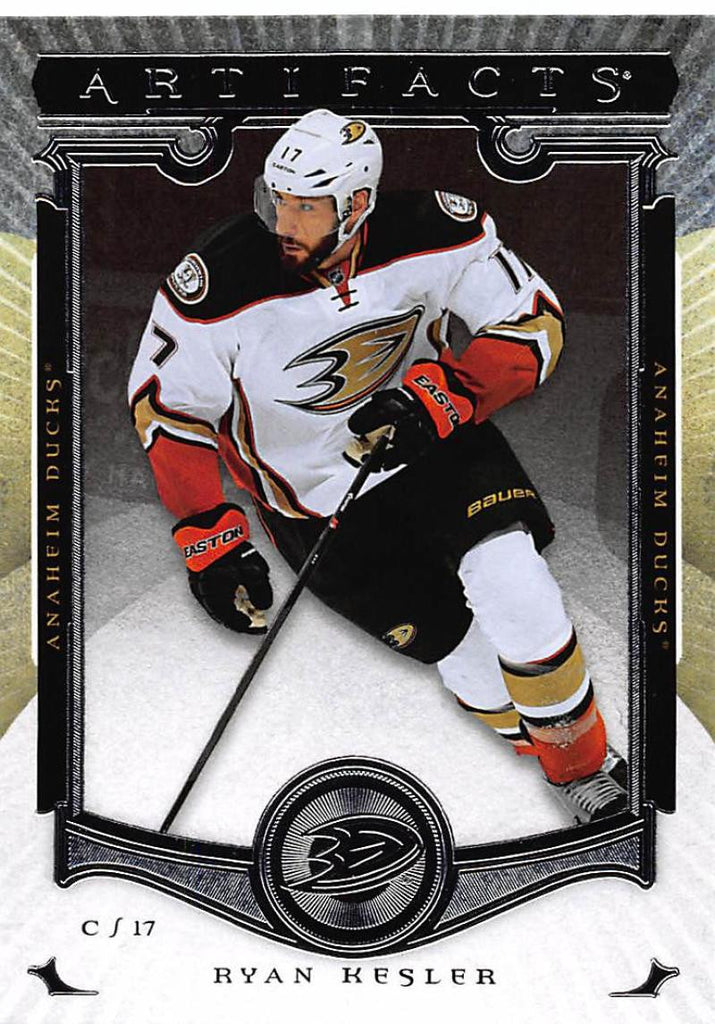2015-16 Upper Deck Artifacts #57 Ryan Kesler MINT Ducks
